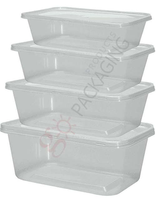 plastic containers tubs clear with lids microwave food safe takeaway all sizes ebay. Black Bedroom Furniture Sets. Home Design Ideas