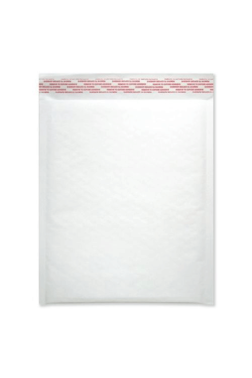 White Bubble Envelope