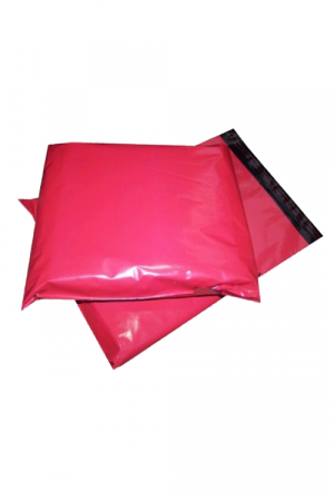 Red Mailing Bags