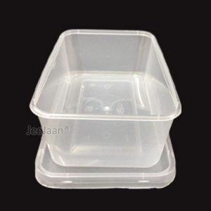 Plastic Rectangular Containers