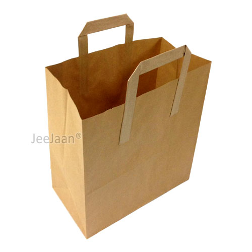SOS Paper Bags Small Brown